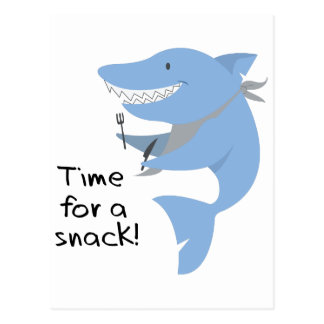 Time For A Snack! Post Cards