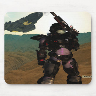 Time for Battle Mousepad
