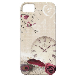 Time for Beauty iPhone SE/5/5s Case