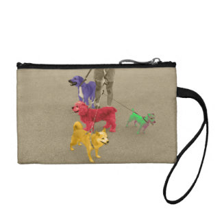 Time for Change Change Purse