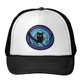 time for child stories: the EVIL OWL Trucker Hat