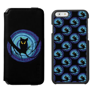 time for child stories: the EVIL OWL iPhone 6/6s Wallet Case