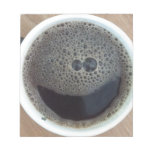 Time for coffee smiley face memo notepads