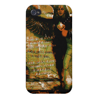 time for crow she iPhone 4/4S case