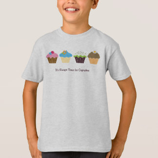 Time for Cupcakes T-Shirt