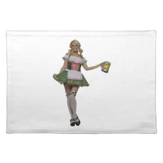 TIME FOR FEST CLOTH PLACEMAT