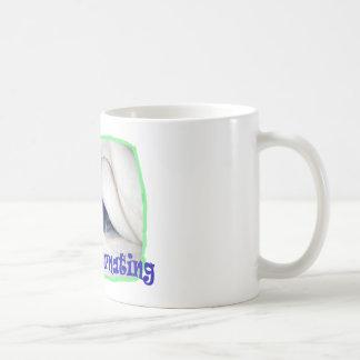 Time for hibernating coffee mug