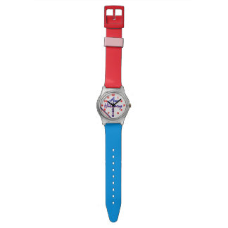 Time for Hillary Wrist Watch