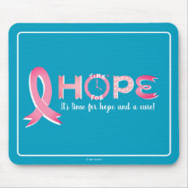 """""""Time for hope"""" mousepad"""