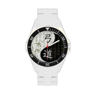 Time for Kyudo Wrist Watch