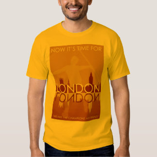 Time for London t-shirt