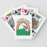 Time for Magic Bicycle Card Decks