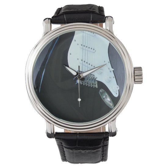 Time for Music Electric Guitar Wristwatch