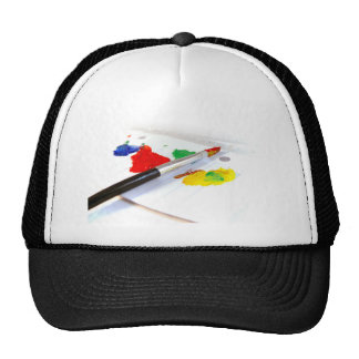 Time for Painting Trucker Hat