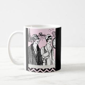 Time for Paris Coffee Mug