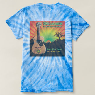 Time for Peace Album Cover T-shirt