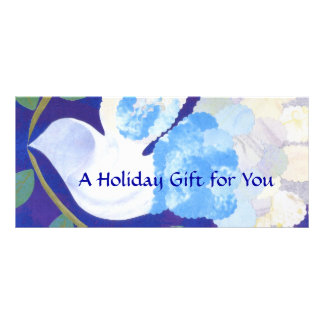 Time for Peace Gift Certificate template
