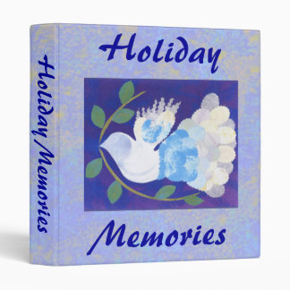 Time for Peace holiday binder