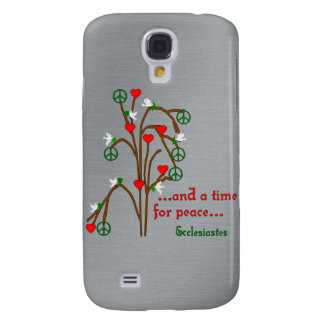Time For Peace Samsung S4 Case