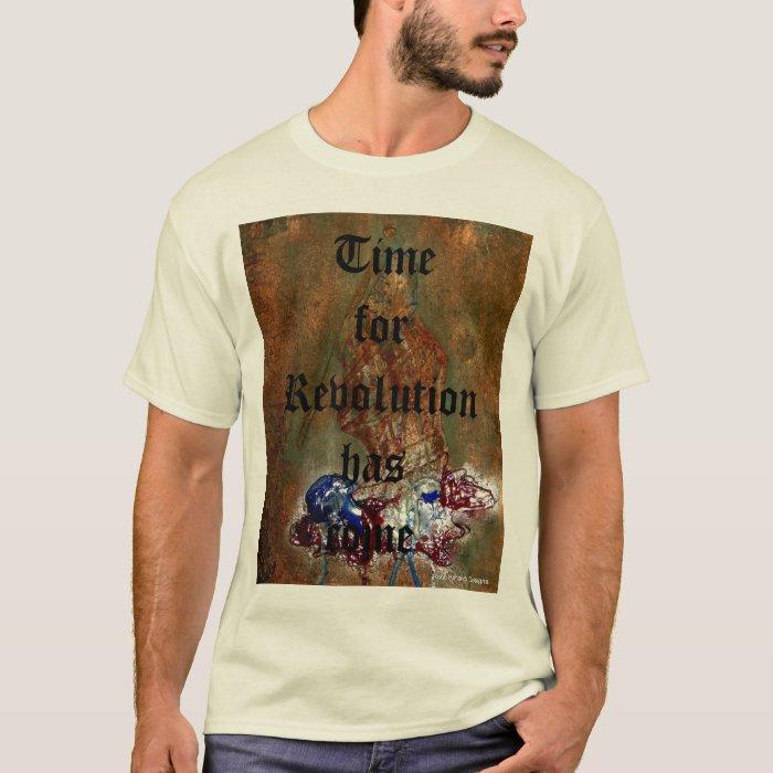 Time for Revolution T-Shirt