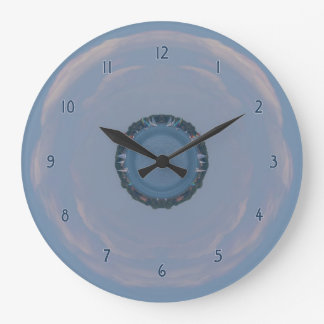 Time For Sailing Lake Dora Clock