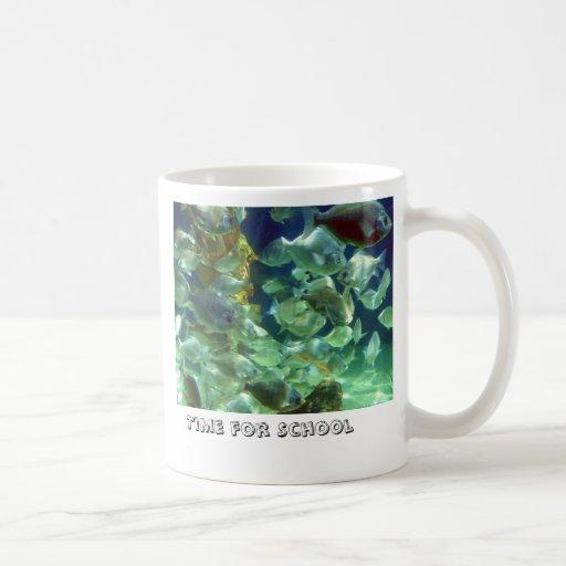 Time for School Coffee Mug
