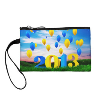 Time for School Coin Purse