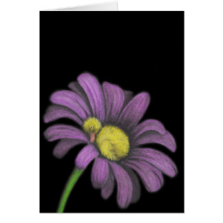 Time for snoozes my little flower. card