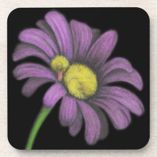 Time for snoozes my little flower. drink coaster
