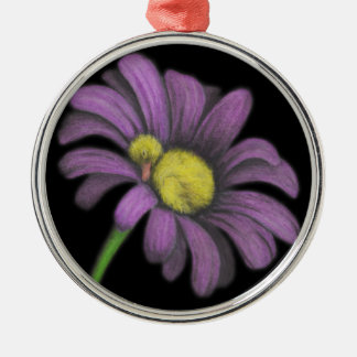 Time for snoozes my little flower. metal ornament