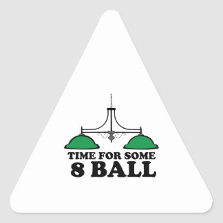 Time For Some 8 Ball Stickers