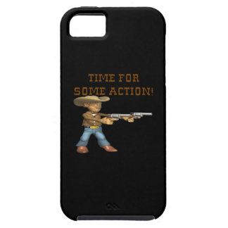 Time For Some Action iPhone SE/5/5s Case
