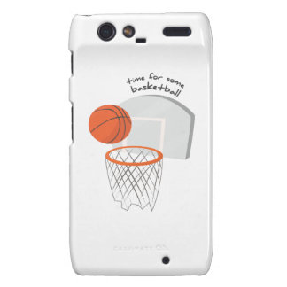 Time For Some Basketball Droid RAZR Covers