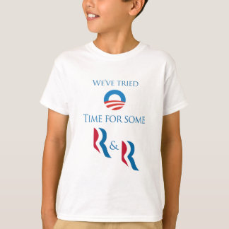 Time for some R and R T-Shirt