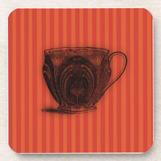 Time for Tea #1 Teacup Coaster