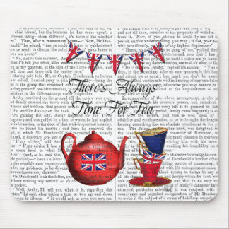 Time For Tea 2 Mouse Pad