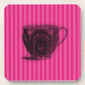 Time for Tea #2 Teacup Coaster