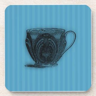 Time for Tea #3 Teacup Beverage Coaster