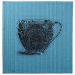 Time for Tea #3 Teacup Printed Napkins
