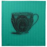 Time for Tea #4 Teacup Printed Napkin