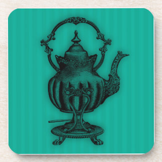 Time for Tea #4 Teapot Coaster