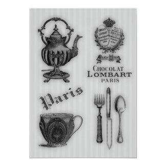 Time for Tea #5 Card