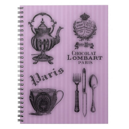 Time for Tea #6 Note Book