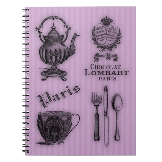 Time for Tea #6 Notebook