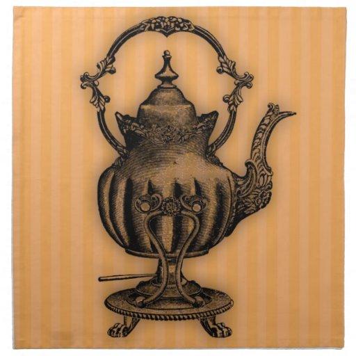 Time for Tea #7 Teapot Napkin