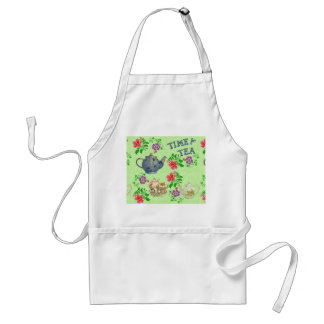 TIME for TEA Adult Apron