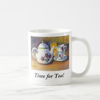 Time for Tea! Coffee Mug