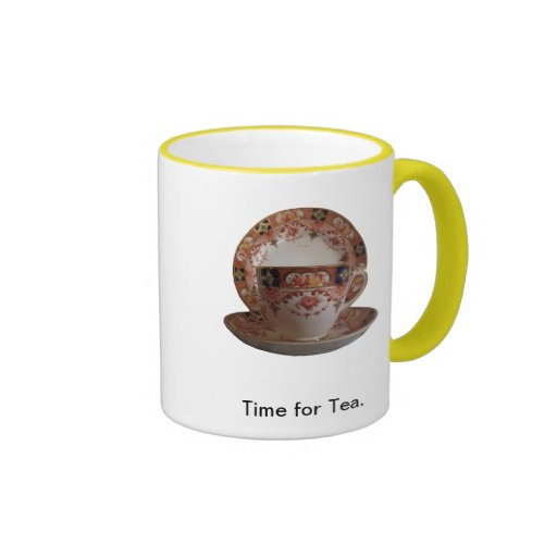 time for tea coffee mugs zazzle