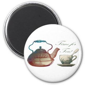 Time for Tea Magnet