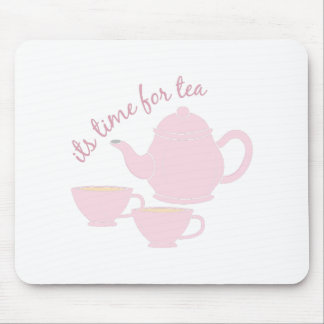 Time For Tea Mousepads